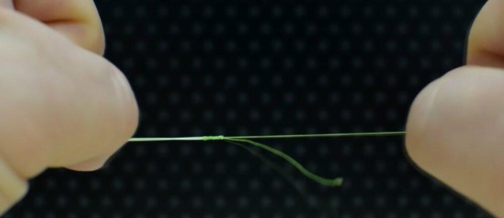 Шок-лидер для фидера: зачем нужен, как привязать и виды узлов