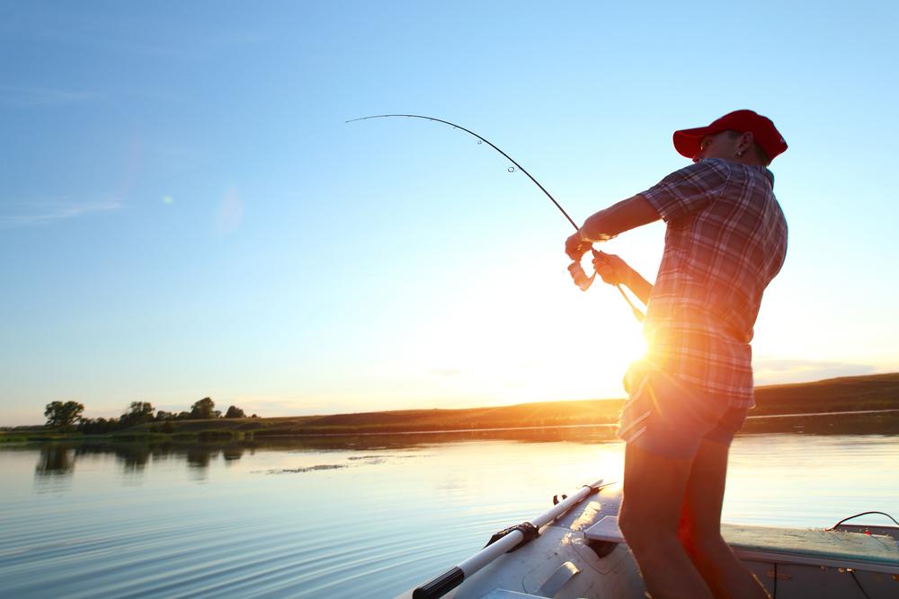 Ловля на фидер с лодки