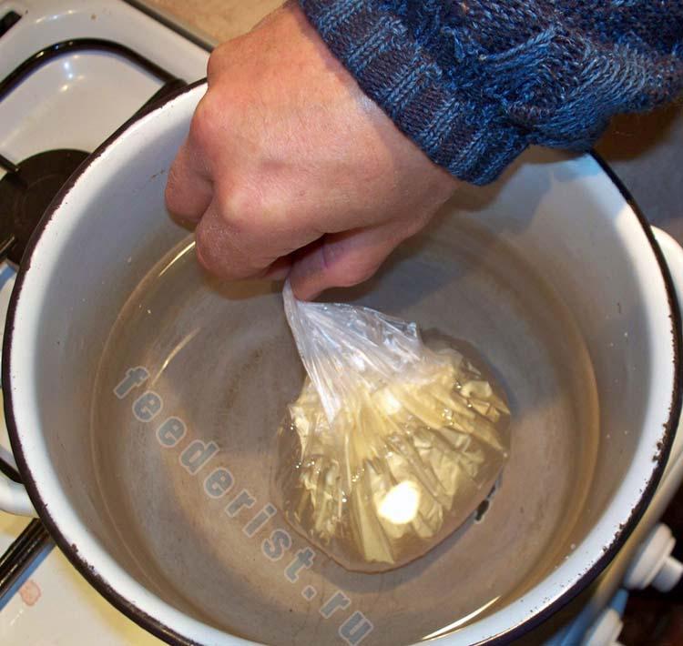 Мамалыга для рыбалки: простой рецепт приманки